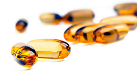 Fish oil for stress and anxiety