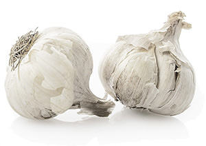 Common cold garlic