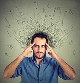 Anxiety neurotransmitter